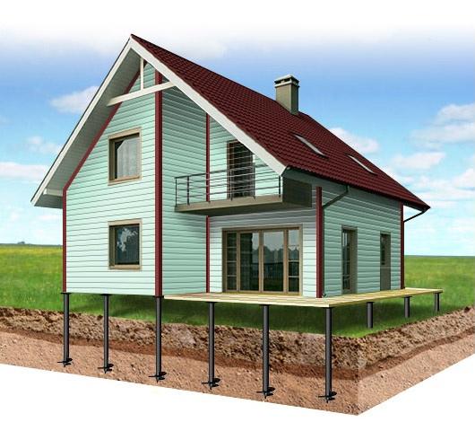 Дома частные строительство под ключ москва государственный дом престарелых в московской обл
